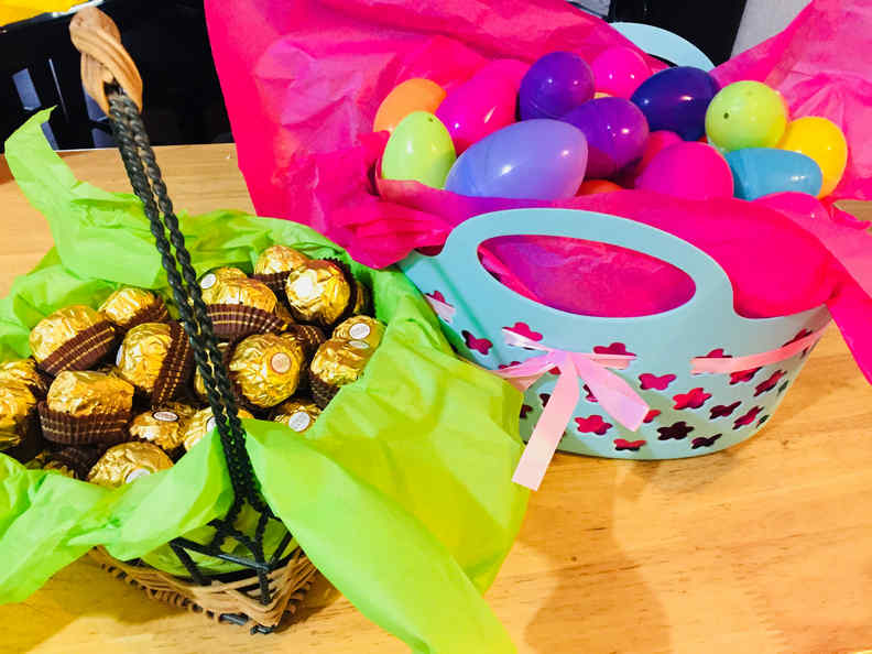 Easter Special Reminder