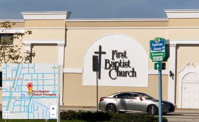 First Baptist Church of Pompano Beach