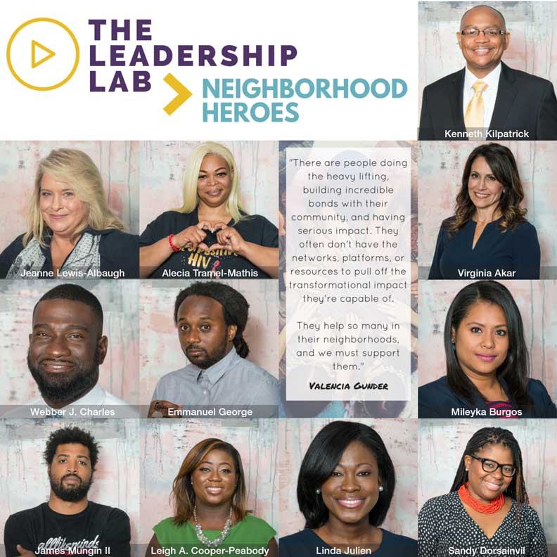 Neighborhood Heroes Leadership Lab