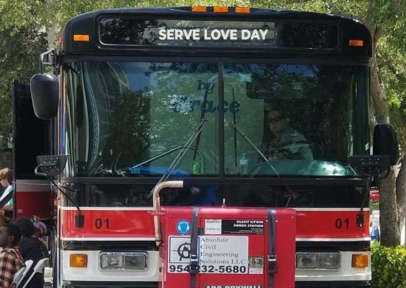 Serve Love Day