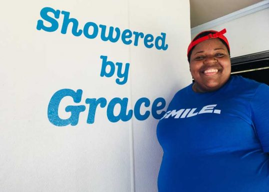 Showered By Grace