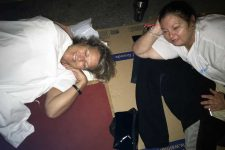 Experiencing Homelessness For One Night