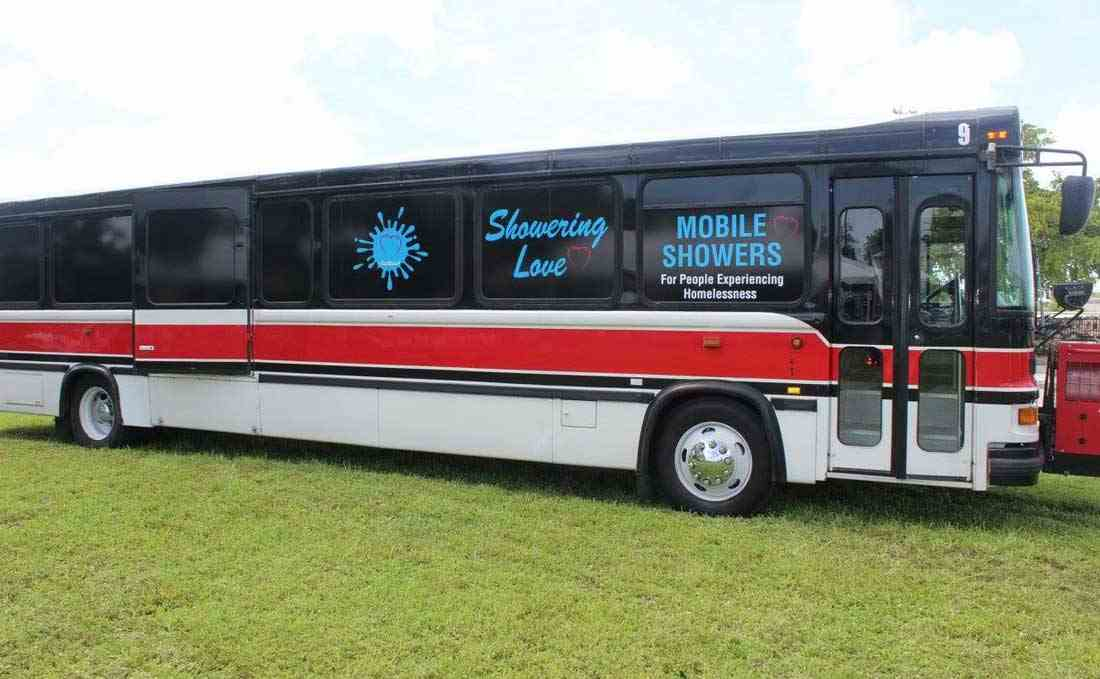 Mobile Showers in Broward