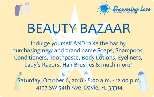 Showering Love Beauty Bazaar