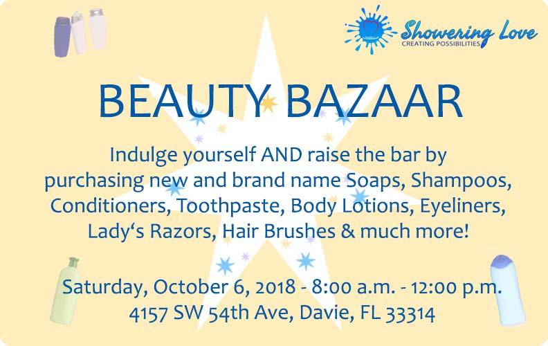 Showering Love Beauty Bazaar