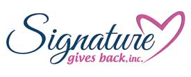 Signature Gives Back, Inc.