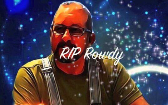 Rowdy - RIP