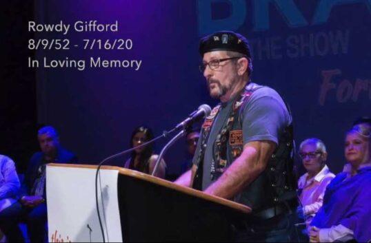Rowdy Gifford