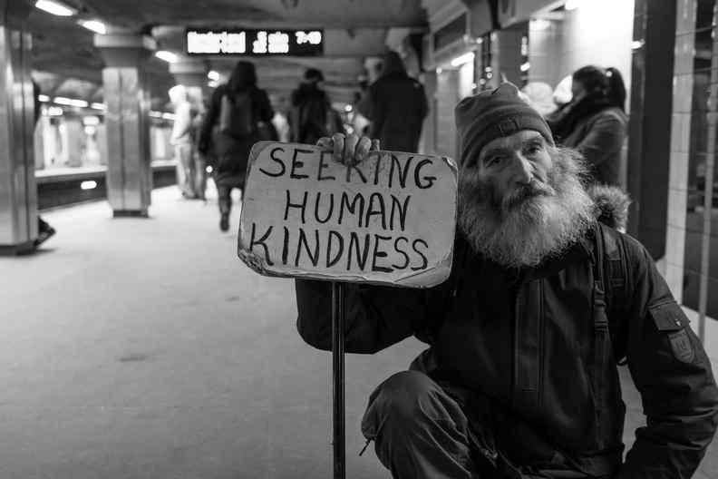Veteran Seeking Human Kindness