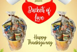 Thanksgiving Buckets Of Love